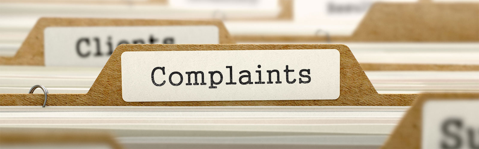 Complaint Review Process